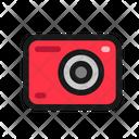 Pocket Digital Camera Icon
