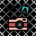 Camera Photograph Photo Icon