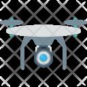 Camera Drone Quadcopter Icon