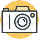 Camera Photography Digital Icon