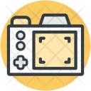 Camera Focusing Recording Icon