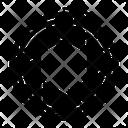 Camera Aperture Icon