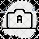 Camera Auto Auto Camera Auto Mode Icon