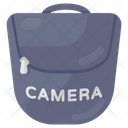 Camera Bag Photograph Bag Backpack Icon