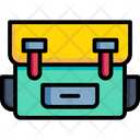 Camera Bag Photo Icon