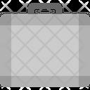 Camera Briefcase Briefcase Bag Icon