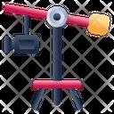 Crane Shot Camera Crane Jib Camera Icon
