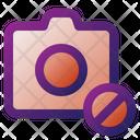 Camera disable Icon