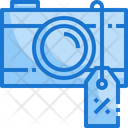 Camera Discount Icon