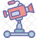Camera Dolly Icon