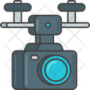 Mcamera Drone Camera Drone Drone Camera Icon