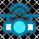Drone Camera Drone Electronics Icon