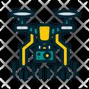 Camera Drone Ii Icon