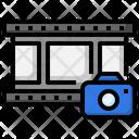 Camera Film Icon
