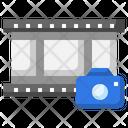 Camera Film Video Film Icon