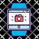 Camera Media Remote Icon