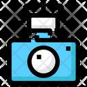 Device Camera Flash Icon