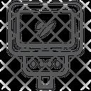 Camera Flash Icon