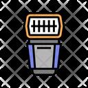 Flash Photo Camera Icon