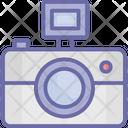 Camera Flashes Flash Photography Photographer Icon