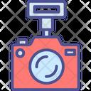 Camera Flashes Icon