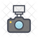 Camera Flashlight Icon