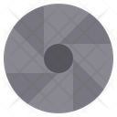 Camera focus Icon