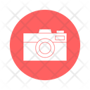 Camera Focusing Digital Camera Photography Icon