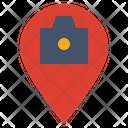 Camera Location Icon