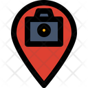 Camera Location Icon