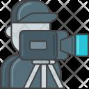 Camera Operator Icon