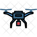 Camera Plane Icon