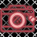 Camera Price Tag Icon