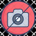 Camera Prohibited Icon