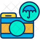 Camera Protection Icon