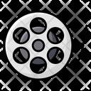 Camera Reel Image Reel Film Reel Icon