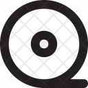 Camera Reel Video Icon