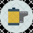 Camera Reel Box Icon