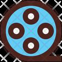 Camera Reel Film Reel Film Strip Icon