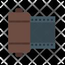 Camera Roll Film Icon