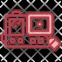 Camera Sale Icon