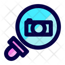 Camera Search Icon
