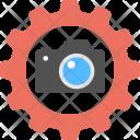 Camera Setting Icon