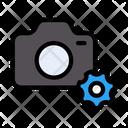 Camera Setting Options Icon