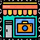 Camera Shop Icon