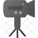 Camera Stand Hold Icon