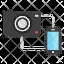 Camera Sync Device Icon