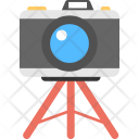 Professional Camera Photography Icon