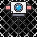 Camera Construction Engineer Icon