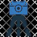 Camera Stand Camera Tripod Icon